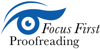 Focus First Proofreading